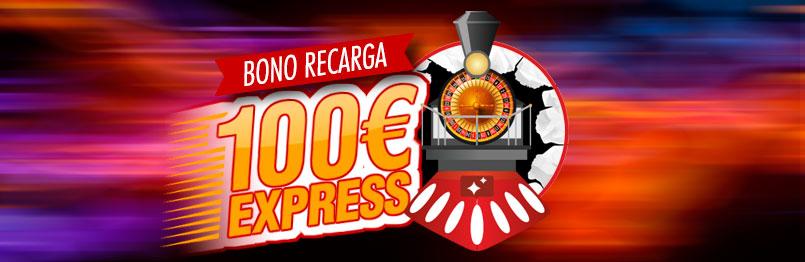 Consigue tu Bono Express